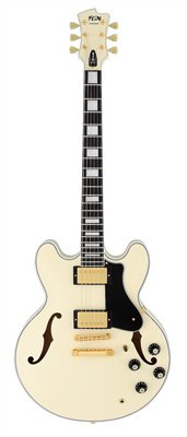 FGN Masterfield EB awh Hollow Body S de guitarra/de