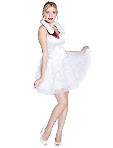 Kleid Weißer Schwan 42/44