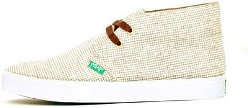 Shaheen-Mid-Top Vegan Sneaker