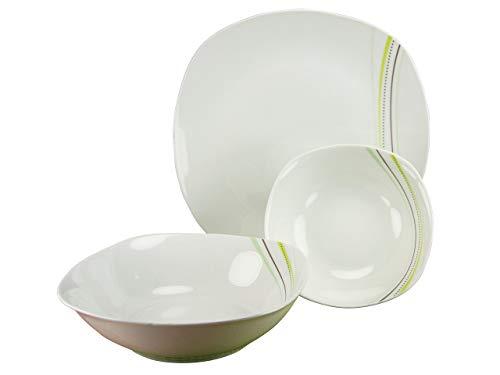 Creatable 19526 Service de Table, Porcelaine, Multicolore, 32 x 17 x 32 cm