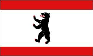 Outdoor berlin münchen drapeau 90 x 150 cm