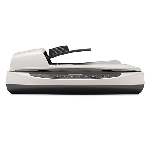 Great Features Of HP - Scanjet 8270 Flatbed Scanner, 4800 x 4800dpi, 50-Page Duplex Automatic Feeder...