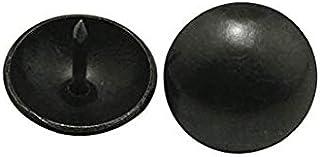 Cabezal de clavo redondo lat/ón envejecido cabeza grande Wuuycoky
