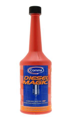 Comma DIM400M Nettoyant pour injecteurs Diesel Diesel Magic 400 ML
