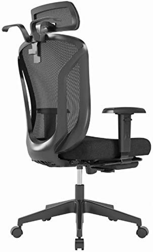 WSDSX Office Chairs Ergonomic Chair Adjustable Arm Chair,Ergonomic Chair,Boss Business Chair,Home Office Computer Chair,Adjustable Swivel Chair,for Adult Students,Backrest with Hanger