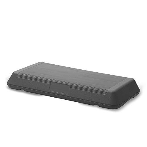 Steps de Aerobic Fitness ejercicio aeróbico pedal de entrenamiento paso a paso durable y estable base de 150 kg Capacidad de peso de la aptitud Paso Plataforma Gimnasio en casa Step para Fitness