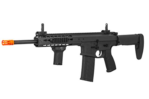 Lancer Tactical LT-201BA Gen 2 Warlord Series Carbine AEG Airsoft Rifle (Black)