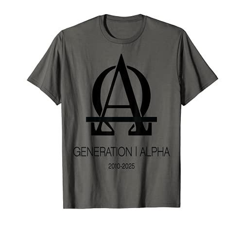 Generación Alfa Camiseta