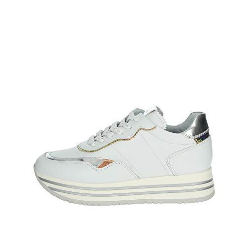 Nero Giardini Sneakers Bambino MOD. E031470F Bianco 35