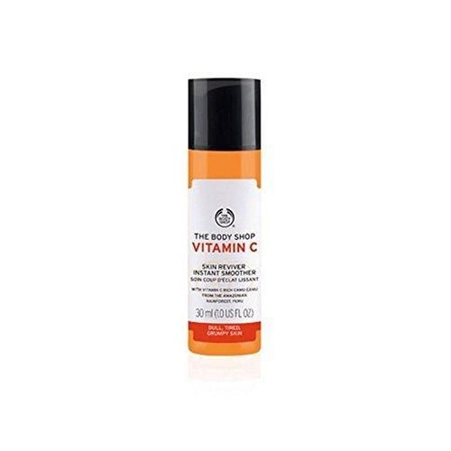 Vitamin C Skin Reviver For Instant Smoothing Radiance Of Dull Skin.