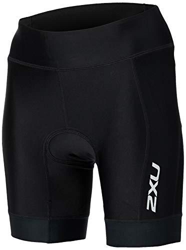 2XU Perform 7' Tri Short Black/Black, Medium