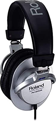 Roland Rh-200S Stereo Headphones - Professional Stereo Headphones with Exceptional Power, Clarity And Accuracy from Roland