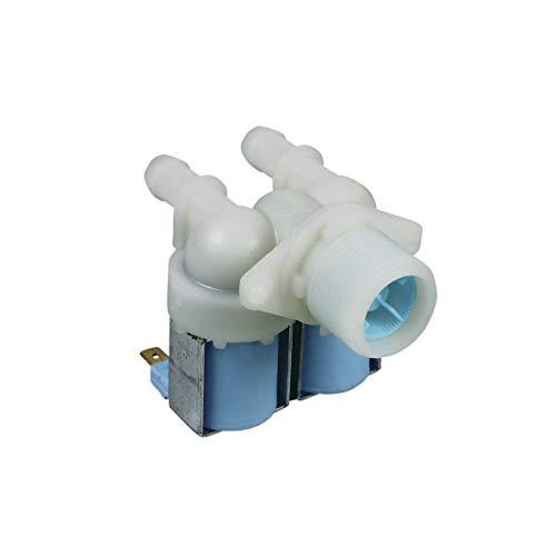 Arcelik Beko 2901250100 Magnetventil Einlaufventil Zulaufventil Überlaufschutz 2 fach Waschmaschine auch Blomberg Brandt Hanseatic Thomson