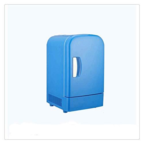 WNDRZ DC 12V 4L Mini Refrigeradores De Coche Silenciosos De Bajo Ruido Mini Refrigeradores De Coche Congelador Caja De Refrigeración Nevera Hogar Al Aire Libre Mini Nevera