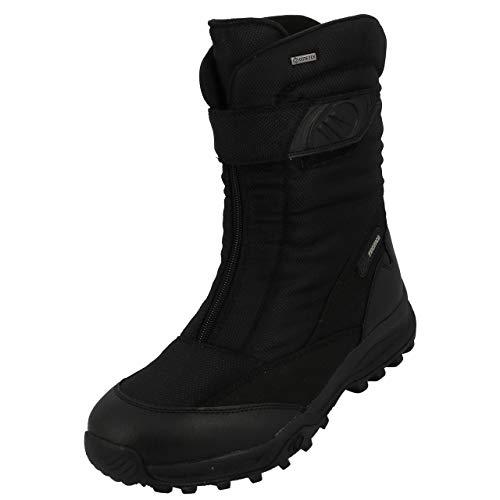 Tecnica Ice Way III GTX MS, Zapatos para Senderismo Unisex Adulto, Negro, 45 2/3 EU