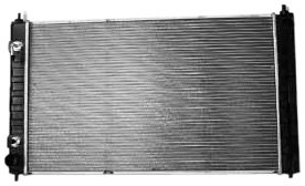 TYC 2988 Compatible with NISSAN Altima 1-Row Plastic Aluminum Replacement Radiator