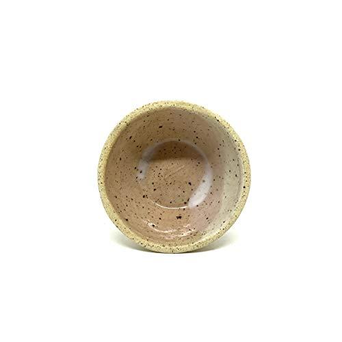 Jícara de Cerámica Artesanal para Beber Mezcal y Destilados Oaxaca (Champurrado)