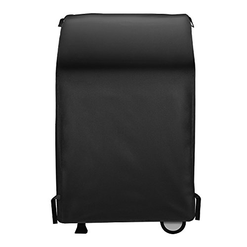 Buy SunPatio 2 Burner Gas Grill Cover 32 inch, Heavy Duty Waterproof Small Square BBQ Grilling Cover...