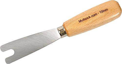 Nußmesser 10 mm gerade Ausführung für Tür Beschlagheber von Multipick für den Schlüsseldienst