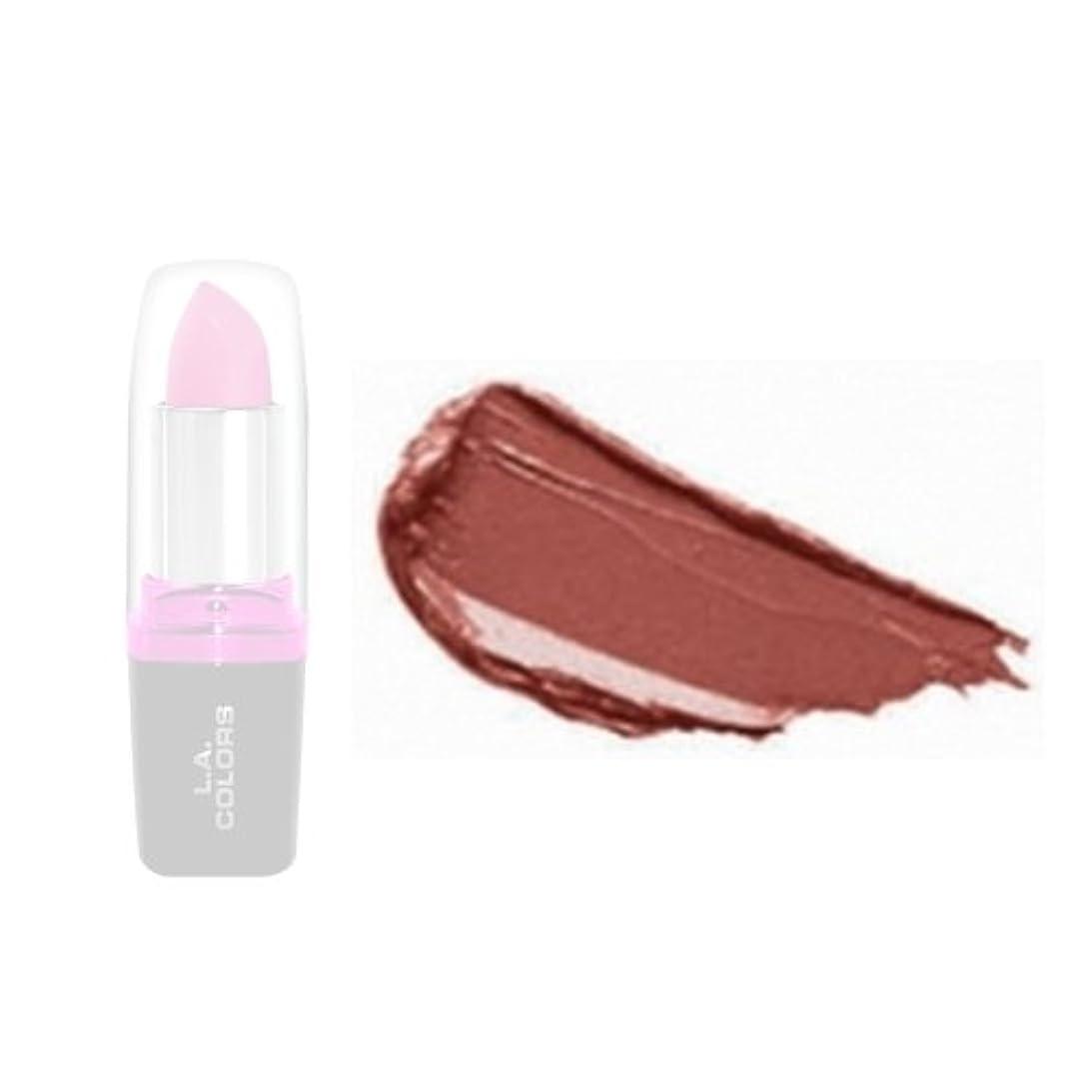 巨人始まりキャリッジ(6 Pack) LA Colors Hydrating Lipstick - Marvelous (並行輸入品)