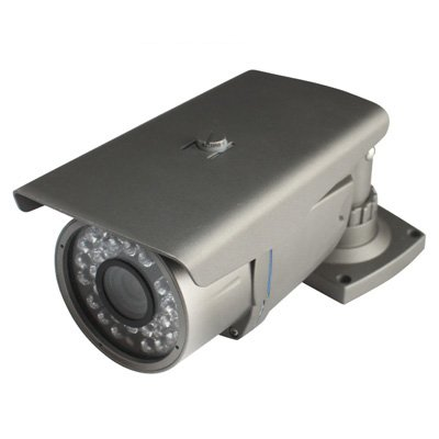 YANTAIAN Telecamere di Sicurezza 1/3 Telecamera CCD Sony Color 500TVL Impermeabile, IR Distanza: 50m (Colore : Color1)