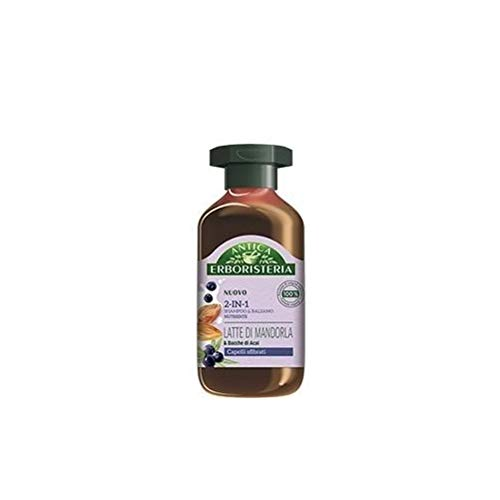2-in1 Nutriente - Shampoo e Balsamo al latte di mandorla 225 ml