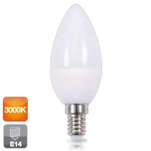 Evila LED-kaarslamp, 4 W, E14, 3000 K