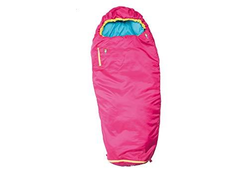 Grüezi-Bag Unisex Jugend Colorful Schlafsack, Rose, One Size