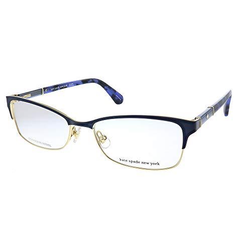 Eyeglasses Kate Spade Laurianne 0U1F Matte Blue Havana