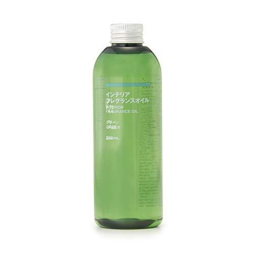 無印良品 インテリアフレグランスオイル グリーン 詰替え用 250ml