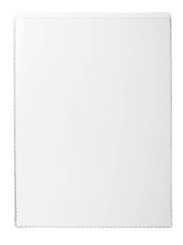 Durable 213319 Schutz und Ausweishülle (für DIN A6, 105 x 148 mm Dokumente) 10 Stück transparent