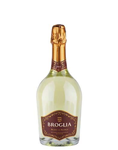 Vino Spumante di Qualità Metodo Classico Broglia Blanc de Blancs Broglia 2010 0,75 L