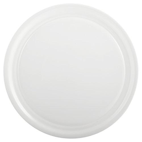 Luminarc 9228007 Lot De 6 Assiettes De Pr/ésentation Sweet Line Blanc 34 Cm