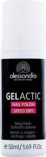 alessandro Gelactic - Esmalte de uñas en spray (50 ml)