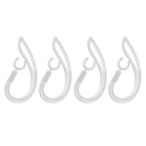 Homyl 10 unds Clips de Auriculares de Silicona Bluetooth Accesorios de Audio...