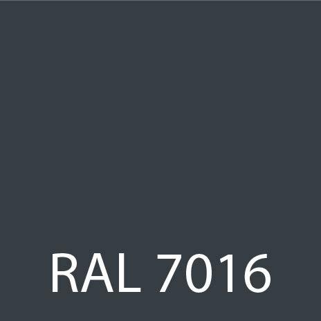 UPOL RAPTOR Pick Up Transportflächen Fahrzeug Beschichtung 948ml + 100ml Acryl Lack zum einfärben (RAL 7016 Anthrazitgrau)