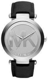 Michael Kors Silver Tone Logo Women's Watch