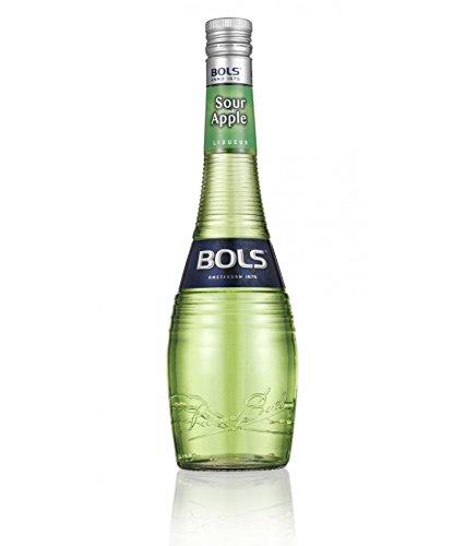 Bols Sour Apple 17% Botella 70Cl Licor De Manzana