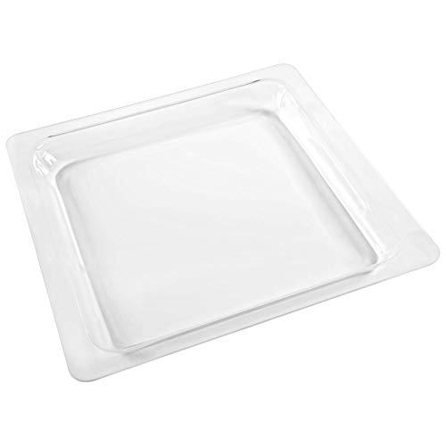 Miele–dmgs 1/1–30L Container von Glas Teller