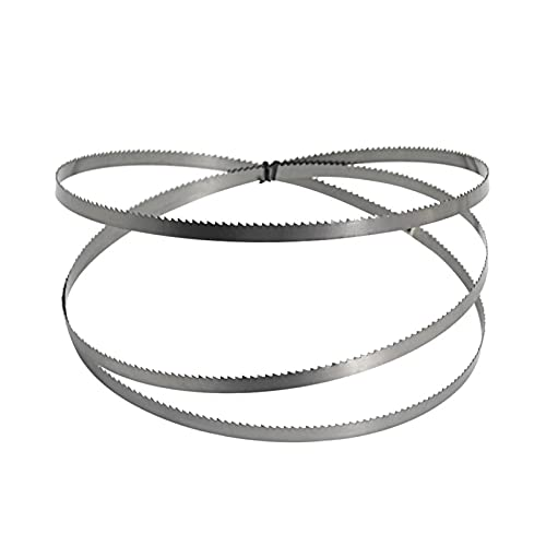 """JIAN LIN 58-1/2"""" Inch Bandsaw Blades 1490 x 6.35 x 0.35mm Power Tool Accessories for Wood Band Saw"""
