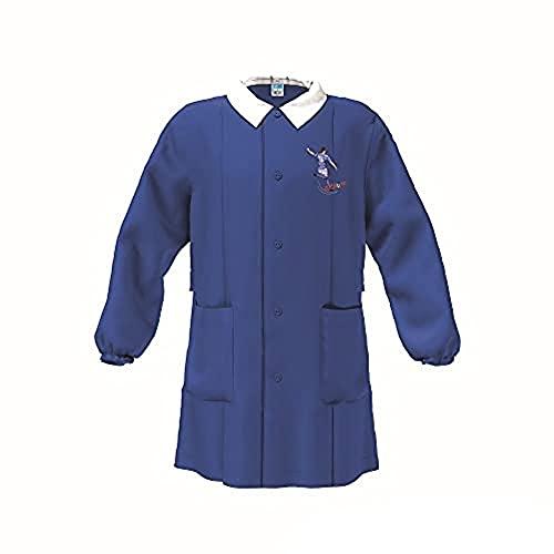 siggi Grembiule Scuola Bambino Bluette 33GR3634 Calciatore Kickoff (13 Anni - altezza 158)