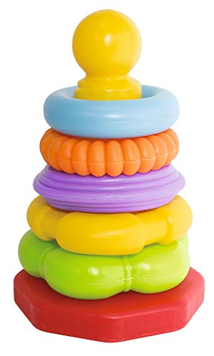 ABC - Pirámide de Colores (Simba Dickie 4018158)