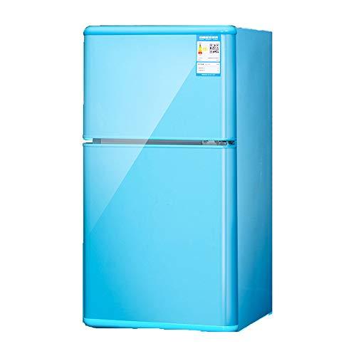 Star Baby 50L frigorifero Standard, Hotel mini bar, da banco radiatore, radiatore acqua, wine cooler, tavolo da cucina, scrivania, camera da letto, rosa [Energy grado A + ++],Blu