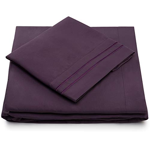 Cosy House Collection Split King Sheets for...