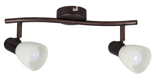 Deckenstrahler antik von Rabalux | Deckenleuchten • Decken-Lampen • Wohnzimmerlampen | Metallic...