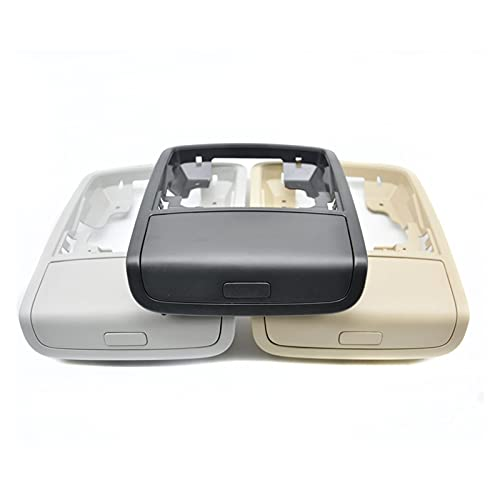 ZHANGWY YANG Store 56D 868 837 A - Caja de gafas de sol para gafas de sol para VW Passat 2011 2012 2013 2014 15 (color: beige)