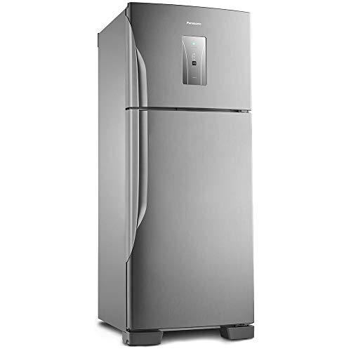 Refrigerador Panasonic Frost Free 435L Aço Escovado