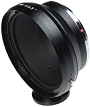 Fotodiox Pro Lens Mount Adapter - Hasselblad V-Mount SLR Lenses to Canon EOS (EF, EF-S) Mount SLR Camera Body