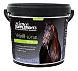 Science Supplements WellHorse Veteran - 1.7kg - Vitamin & micromineral supplements - Contains glucosamine & MSM to support joints - Added Vitamin C & E