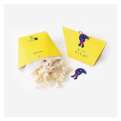 Caixa de Presente Caixa de Presente com cartão de desenho Animado Favor do...